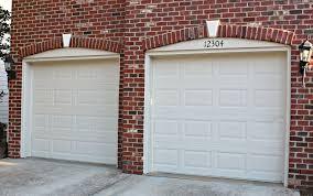 Painting Aluminum Garage Doors by Carolina On My Mind Painted Garage Doors