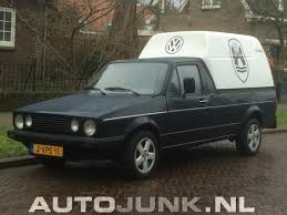 volkswagen caddy pickup 1985 volkswagen caddy pick up foto u0027s autojunk nl 184410