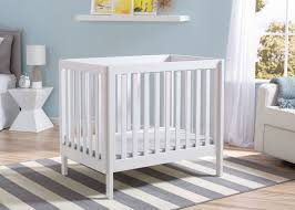 Davinci Alpha Mini Rocking Crib by Available Finishes Aden Dream On Me Nursery Furniture Baby