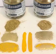 schmincke aqua bronze jackson u0027s art blog