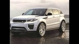 2016 range rover evoque indus silver youtube