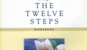the twelve steps a spiritual journey workbook