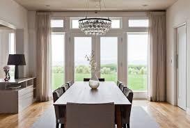 Modern Chandelier Dining Room Glamorous Contemporary Dining Room - Contemporary chandeliers for dining room
