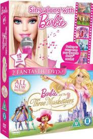 barbie musketeers barbie sing exantediet