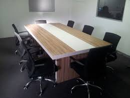White Boardroom Table Conference Tables For Sale Johannesburg Home Table Decoration