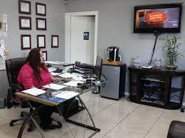 office u2013 customer lounge auto repair