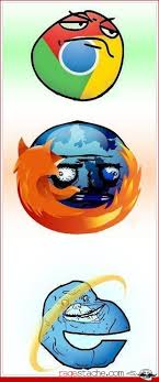 Meme Browser - browsers as trolls meme how would chrome firefox and ie looks