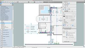 Residential Building Floor Plans by How To Create A Residential Plumbing Plan Plumbing And Piping