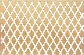 traliccio legno traliccio estendibile in legno color bianco semilandia