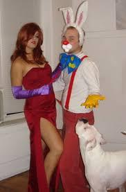 Roger Rabbit Halloween Costume Jessica Roger Rabbit Rachel Rabbit