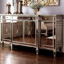 Buffet Tables And Sideboards by Mirrored Sideboards U2013 Spectacular Dining Room Furniture Ideas