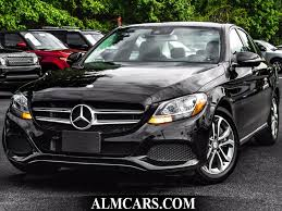 used mercedes c class 2017 used mercedes benz c class c 300 sedan at alm gwinnett