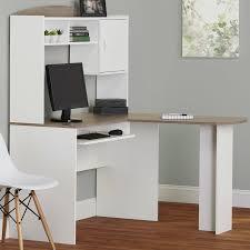 Corner Desk Walmart Home Decor Hemnes Desk With Add On Unit White Stain Ikea
