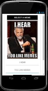 Meme Maker For Android - meme maker classic edition android apps on google play