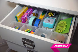 Office Desk Supply Desk Drawer Organization On A Budget Part 3 Of 4 Dollar