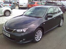 subaru hatchback used subaru impreza hatchback 2 0 rx 5dr in dumbarton west