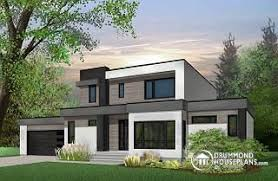 contempory house plans floor plans modern home plans