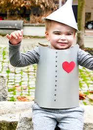 diy tin man costume this sweet happy life