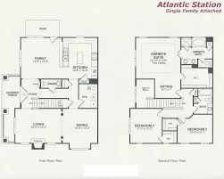 Home Floor Plans Two Master Suites by Home Plans With Double Master Bedrooms Two Story House Bedroom On