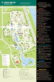 Chicago Trolley Tour Map by Lincoln Park Zoo Chicago Il Zoo Location U0026 Directions Days