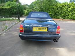 1997 bentley azure bentley azure