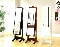 standing mirror jewelry cabinet standing mirror jewelry box floor standing mirror floor standing