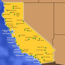 ca map map of california attractions deboomfotografie