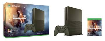 xbox one bundle amazon black friday deal buy an xbox one s 1tb battlefield bundle and get an amazon