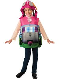 paw patrol halloween toddler 3d sky paw patrol costume cartoon characters costumes