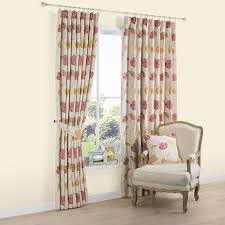 Floral Lined Curtains Best 25 Cream Pencil Pleat Curtains Ideas On Pinterest Casual