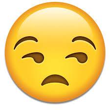 ice cream emoji png download unamused face emoji png hq png image freepngimg
