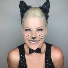 adorably kitty cat makeup easy costume ideas you can do