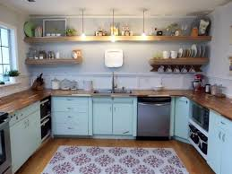 Metal Cabinets For Kitchen Kitchen 1950 S Metal Cabinets Refinished Youngstown Cabinet