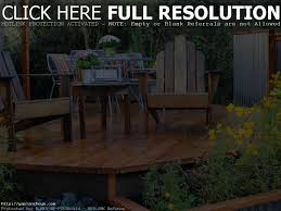 Backyard Deck Designs Pictures by Backyard Decks With Fire Pit Home Outdoor Decoration