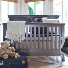 Million Dollar Furniture by Million Dollar Baby Foothill 4 In 1 Convertible Crib In Weathered