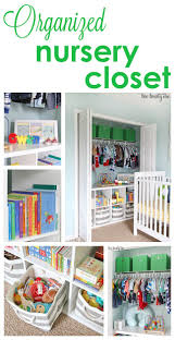 Baby Closet Organization Ideas 285 Best Baby U0026 Toddler Images On Pinterest Baby Ideas Baby