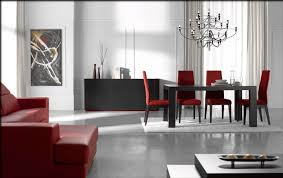 red dining room sets contemporary dining room sets los angeles contemporary dining