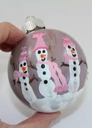 reindeer fingerprint ornaments of our customers ornament thumb