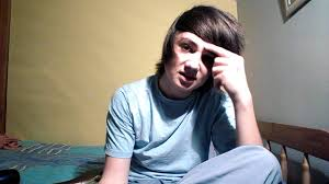 cool hairstyles for boys that do not have hair line how to do flippy hair for boys without a straighte youtube