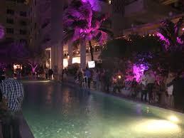 house pool party soho house miami beach pool side night florida travel concierge