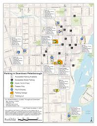 parking downtown peterborough