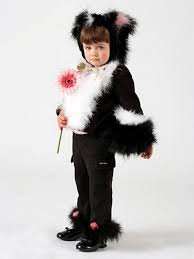 Toddler Skunk Halloween Costume 60 Homemade Halloween Costumes Kids Family Holiday Net Guide