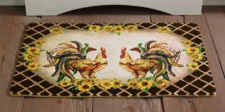 Rooster Area Rug with Rooster Area Rugs Kitchen Some Designs Of Rooster Kitchen Rugs
