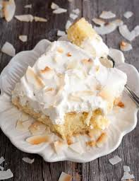 pineapple coconut tres leches cake the merchant baker