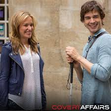 Is Christopher Gorham Blind In Real Life 22 Best Covert Affairs Images On Pinterest Covert Affairs Piper