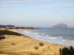 tyninghame beach love from scotland