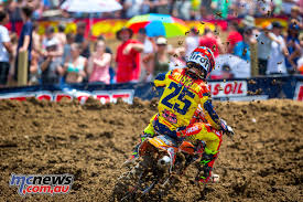 ama motocross points standings dean ferris stuns ama mx paddock at high point mcnews com au