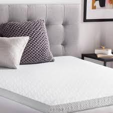 Pillow Top Mattress Pad Walmart Lucid 2 5