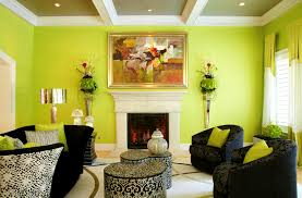 bedroom engaging living room stunning green ideas paint lime
