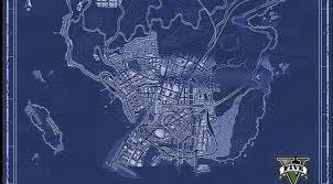 Gta 5 Map Grand Theft Auto V Special Edition Map Contains Secret Messages